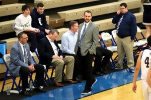 CC Boys Varsity Basketball vs Crawfordsville 2-18-20