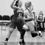 CC Girls 8th Grade Basketball vs Rossville 2-25-20