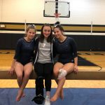 Gymnastics Season Finished Strong