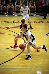 CC Boys Junior Varsity Basketball vs Lewis Cass 2-28-20