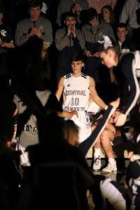 CC Boys Varsity Basketball vs Western 2-22-20