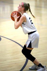 CC 8th Grade Girls Basketball vs West Lafayette 2-3-20