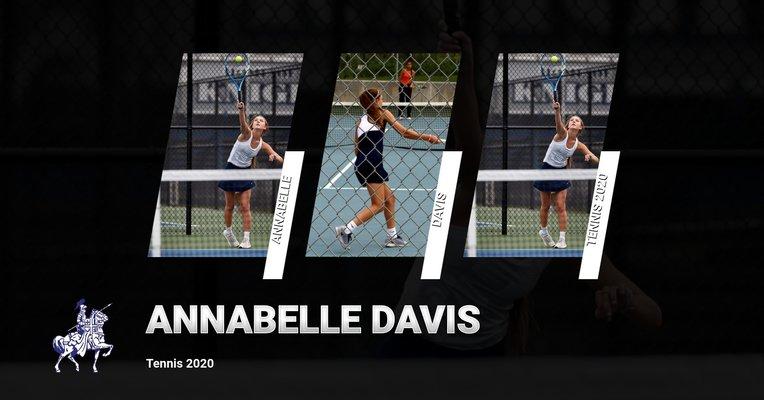 Annabelle Davis – Senior Spotlight