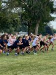 Penn, Martin Lead Knights in JH Cross Country Dual with East Tipp