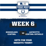Colts' Friday Night Football Tour