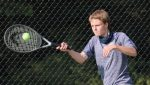 Boys Varsity Tennis falls to Harrison
