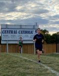 Martin Wins JH Cross Country 3-Way Contest!