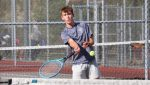 Boys Varsity Tennis falls to Lafayette Jefferson in Sectional Tournament