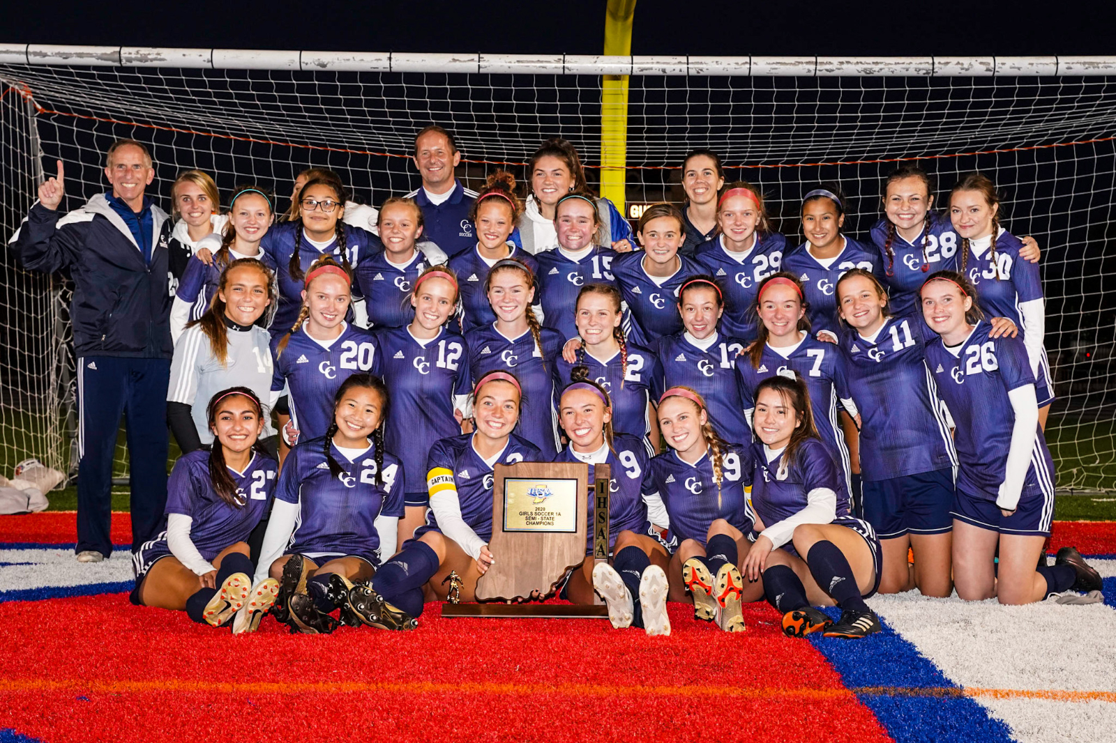 Knights Slay The Argos Dragons to Return To State Championship Game
