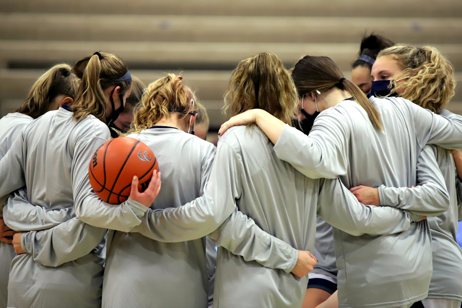 CC Varsity Girls Basketball vs Clinton Central 11-17-20