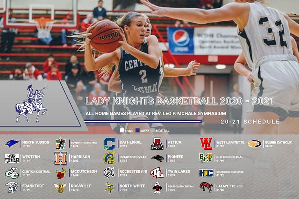 2020 – 2021 Varsity Girls Basketball Schedule