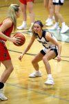 CC Girls Varsity Basketball vs Rensselaer 1-9-21