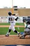 Knights Complete Sweep of Red Devils 13-5