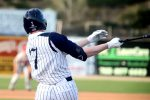 Knights Upend Bison in Five Innings