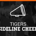 Tiger Cheerleaders Fundraiser Night 4/11/16