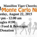 Massillon Tiger Cheerleaders Fundraiser