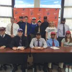 WHS Students Sign Letters of Intent