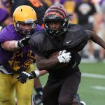 Massillon has mixed bag in first scrimmage