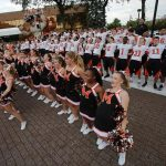Football season chimes in with pep rally