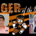 Congratulations September Tigers of the Month!
