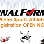 Winter Sports Athlete Registration Open NOW