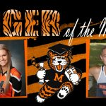 Congratulations October Tigers of the Month!