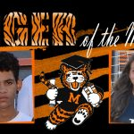 Congratulations November Tigers of the Month