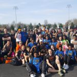 Track Teams Win Combined 1st Place at the Big Ox Invitational