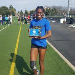 Big Ox Invitational Sprint MVP – Aniya Lowery