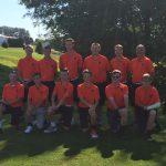 Boys Golf Finishes Regular Season With A Win vs McKinley