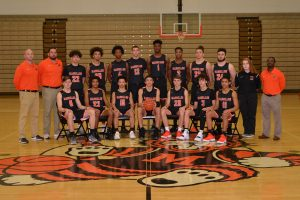 2018-2019 Boys Varsity Basketball Team