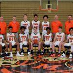 2018-2019 JV Basketball Team
