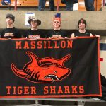 TIGER SHARKS ADVANCE TO DISTRICT MEET