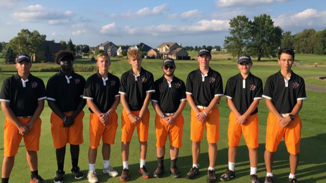 Boys golf now 10-3
