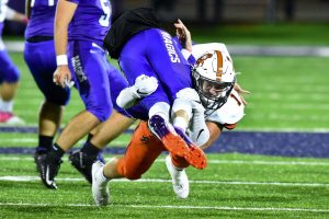 Varsity Football vs. Barberton (10/18/19)