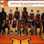 Massillon Junior High 8th Grade Black