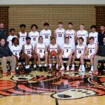 Varsity Boys Basketball Team, 2019-2020