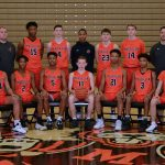 Boys JV Basketball Team, 2019-2020
