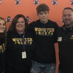 TJ Harper will continue his academic and golf career at The College Of Wooster