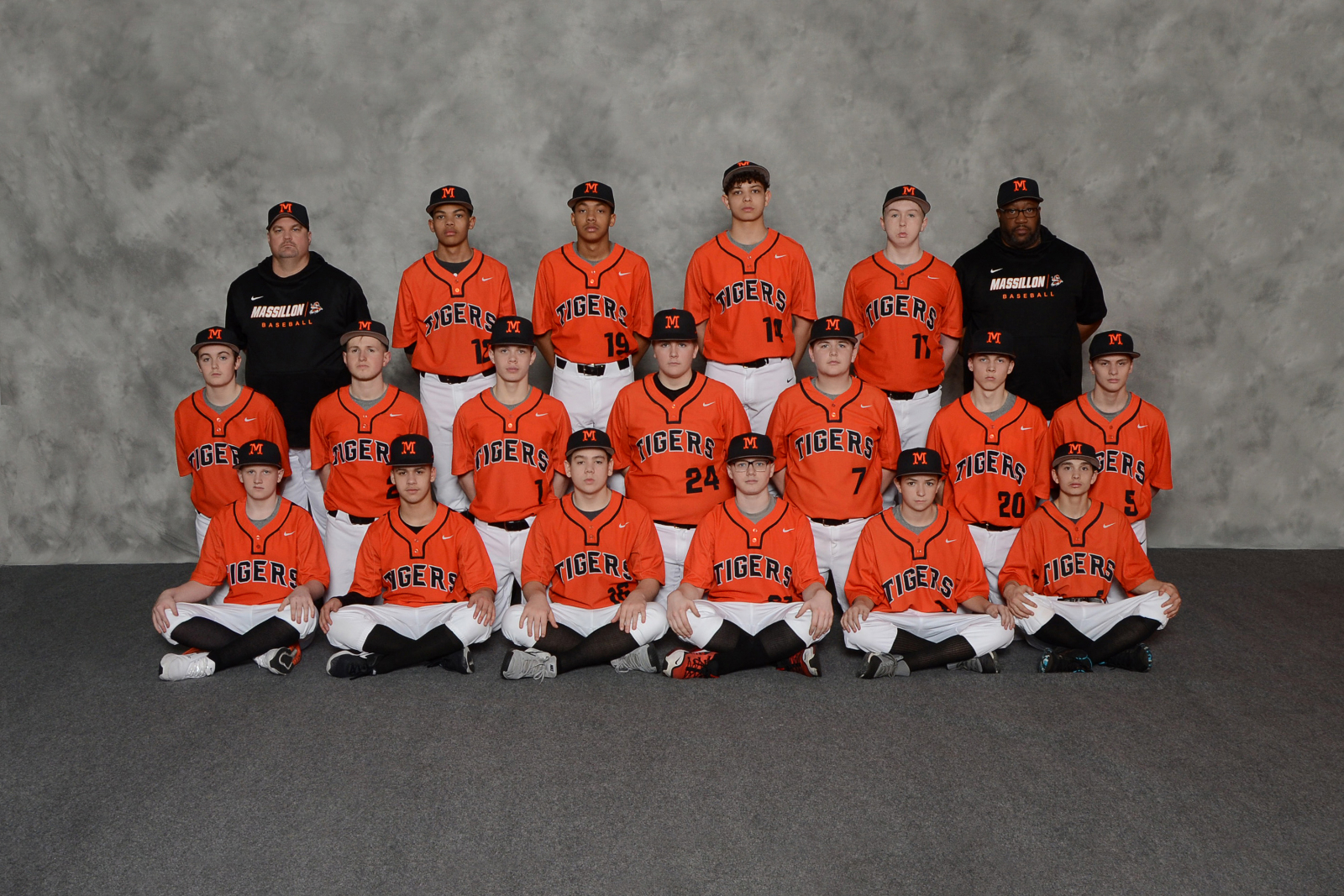 Boys Freshman Baseball, 2020