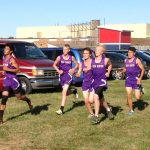 Boys Cross Country Post a Perfect Score vs Heritage