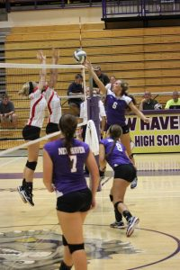 Varsity Volleyball vs. Adams Central Gallery