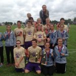 NHXC Runs Away With 1st & 2nd Place at Spencerville Invitational