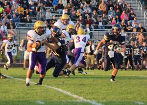 Photo Gallery New Haven Win Over Norwell, 14-7