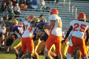JV Football vs. Northrop Photo Gallery