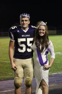 Homecoming Court 2014 Photo Gallery