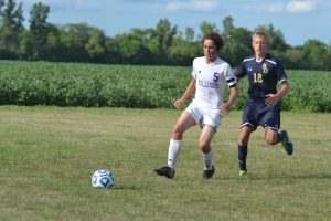 Soccer Vs. Bishop Dwenger