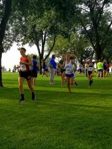 Cross Country at Celina Invitational
