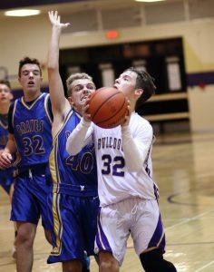 Freshman Boys Basketball – December