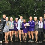Girls Varsity Cross Country finishes 2nd place at WildCat Classic Invitational – Grey Division